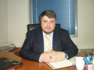 Blagoy Kozarev, Board member and representative of the company owners