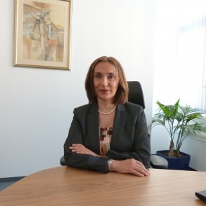 Diana Nikolaeva, Partner in EY Bulgaria, leading the Transaction Advisory Services offering