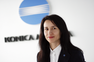 Elena Drecheva, Managing director