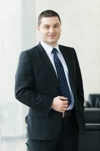 Vasil Hristov, Chief Executive Officer of Fibank