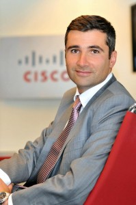 Peter Hajdu, Cisco general director for Southeast Europe