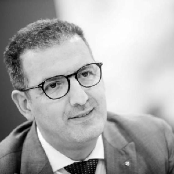 Christophe Dridi, managing director of Automobile Dacia and Groupe Renault Romania